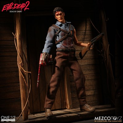 Ash from Evil Dead 2
