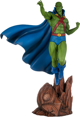 Super Powers Martian Manhunter