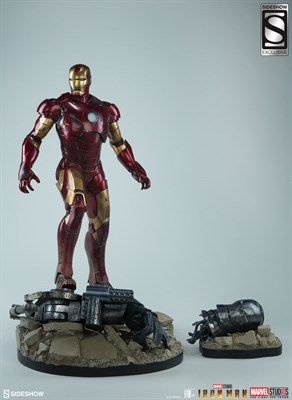 Iron Man Mark III EX