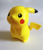 Pikachu - Black and White