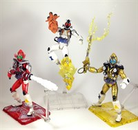 Kamen Rider Fourze Effect Set TAMASHII NATION SPECIAL