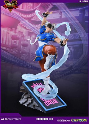 Chun-Li V-Trigger