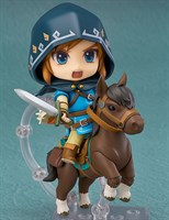 Link Zelda Breath Of The Wild Nendoroid Dx Edition