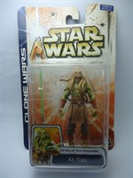 Star Wars Clone Wars Kit Fisto
