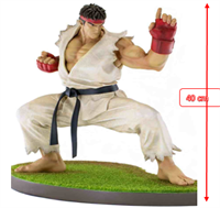 Ryu - Street Fighter - Tsume Arts