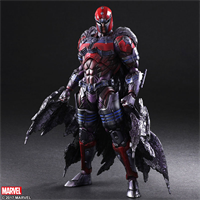 Magneto Play Arts Kai